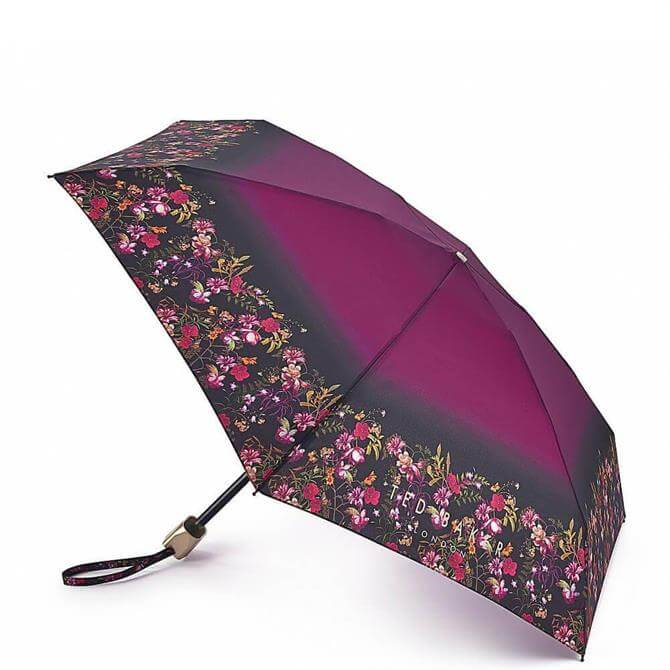 Ted Baker by Fulton Fern Forest Tiny-2 Umbrella