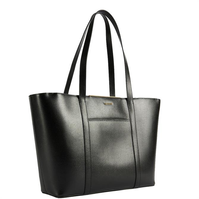 Ted Baker Kimiaa Saffiano Bar Detail Tote Bag