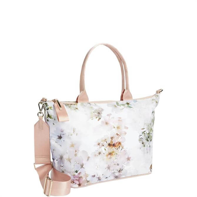 Ted Baker Sophyy Vanilla Small Nylon Tote Bag