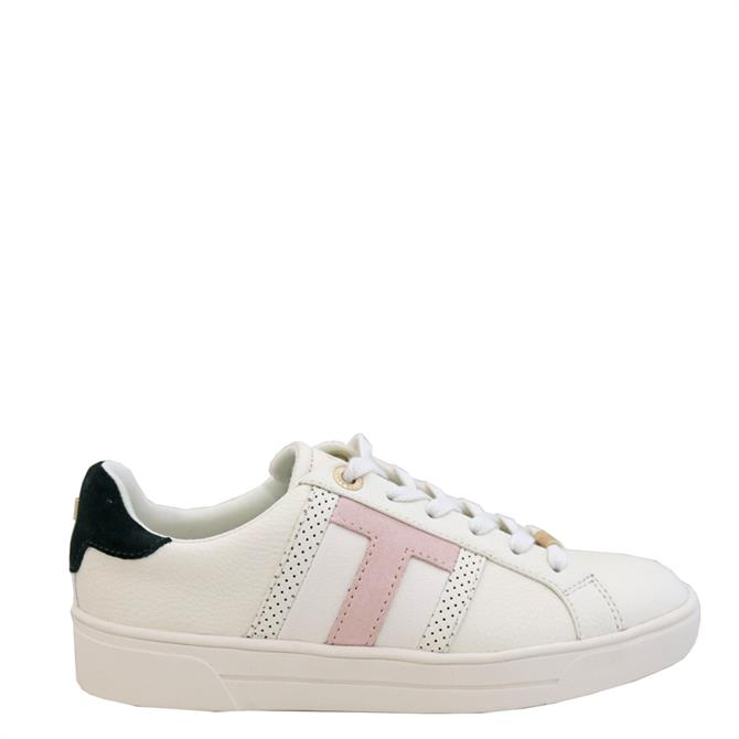 Ted Baker Ottolo Perforated T Detail Trainer