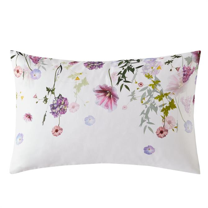 Ted Baker Hedgerow Floral Pair of Pillowcases
