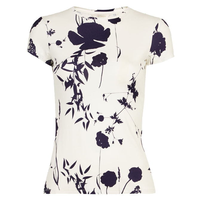 Ted Baker MILIYY Bluebell Fitted T-Shirt