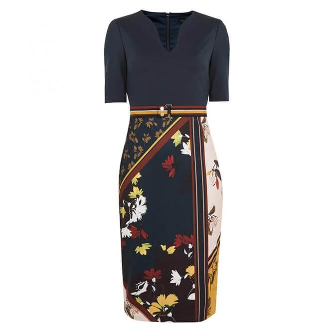 Ted Baker MADIIY Savanna Bodycon Dress
