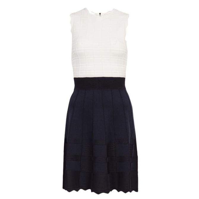 Ted Baker POLINO Sleeveless Knitted Dress