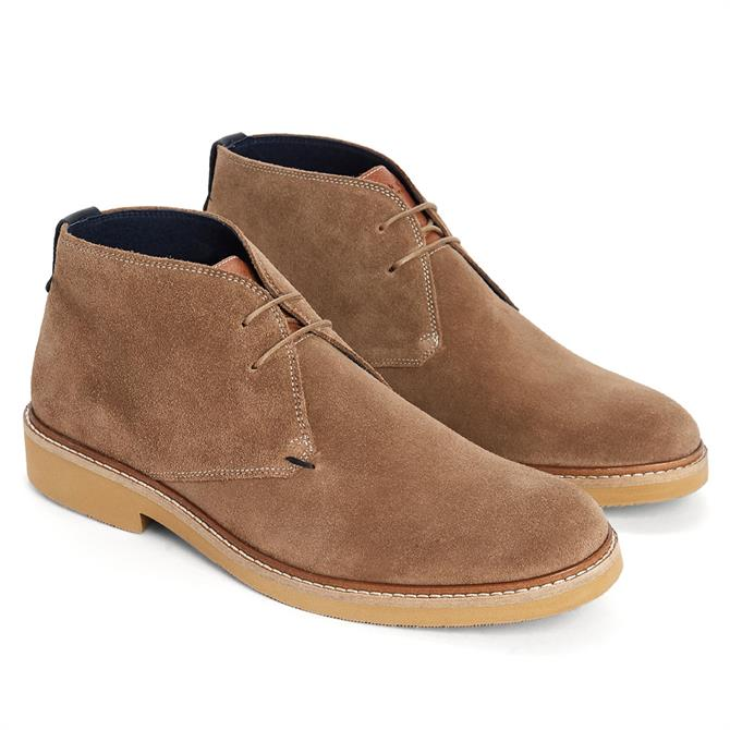 Ted Baker Arguill Suede Desert Boots