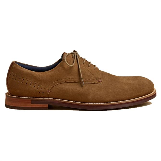 Ted Baker Duglss Suede Derby Shoes