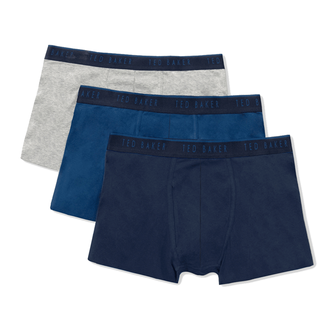 Ted Baker 3-Pack Cotton Boxers