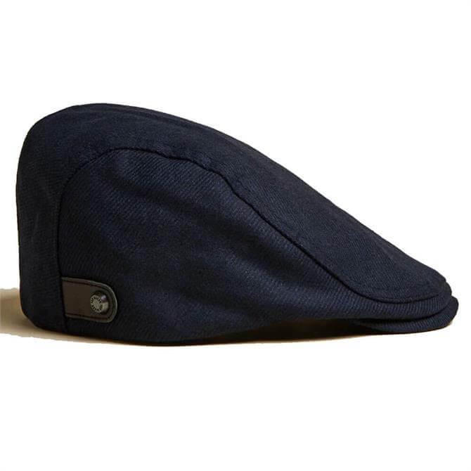 Ted Baker RAMSEE Wool Flat Cap