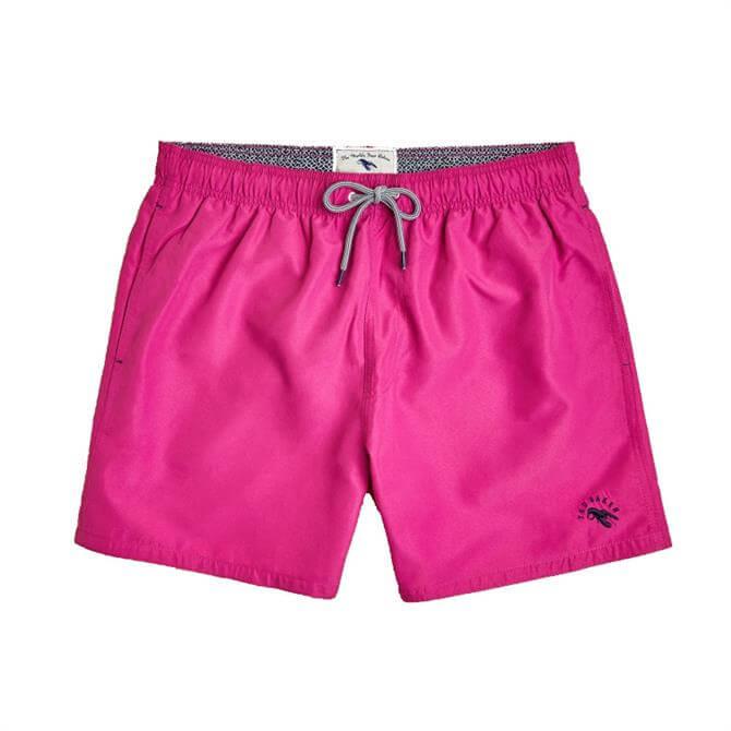Ted Baker Seasidy Plain Swim Shorts