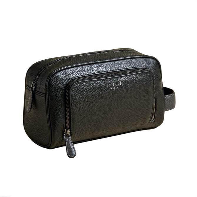 Ted Baker Miel Leather Washbag