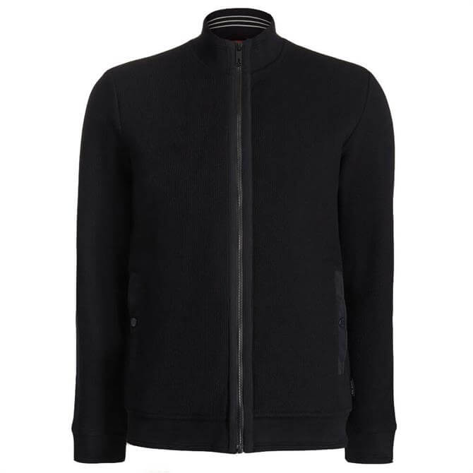 Ted Baker Packing Full Zip Layering Jumper