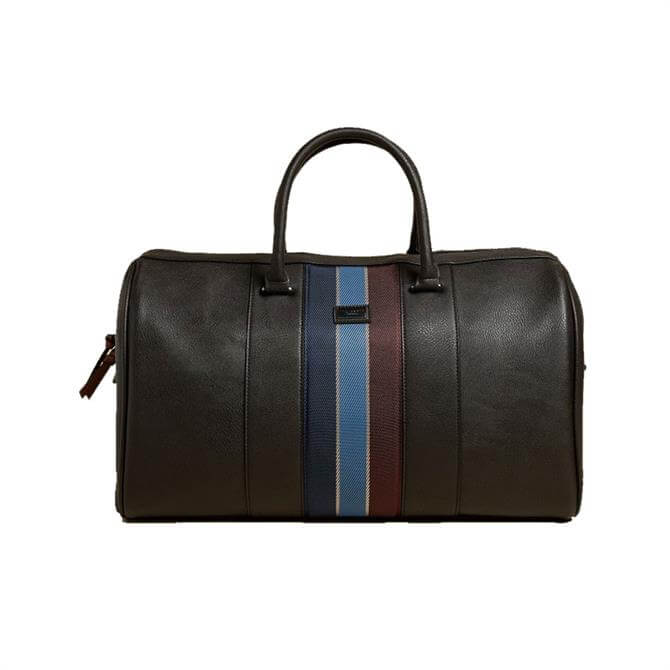 Ted Baker Edmonds Stripe Detail Holdall