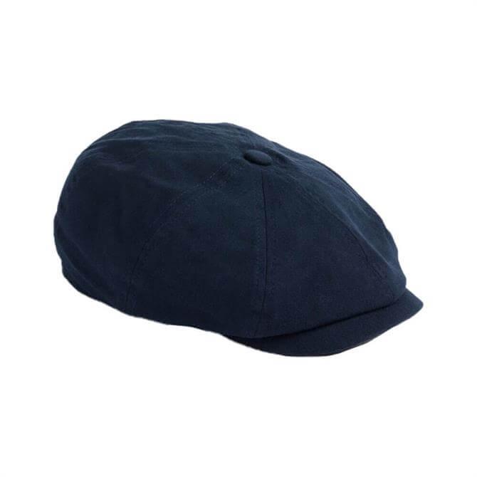 Ted Baker Bann Navy Baker Boy Hat