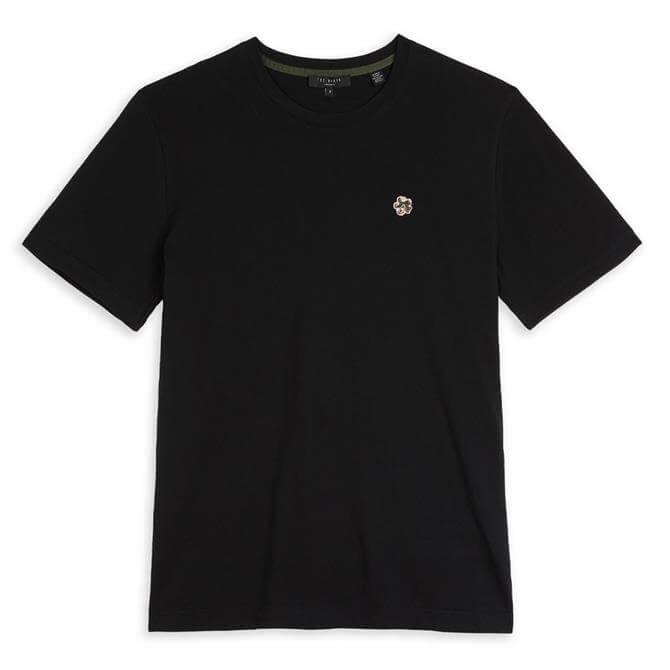 Ted Baker Oxford Short Sleeve Badge T-Shirt