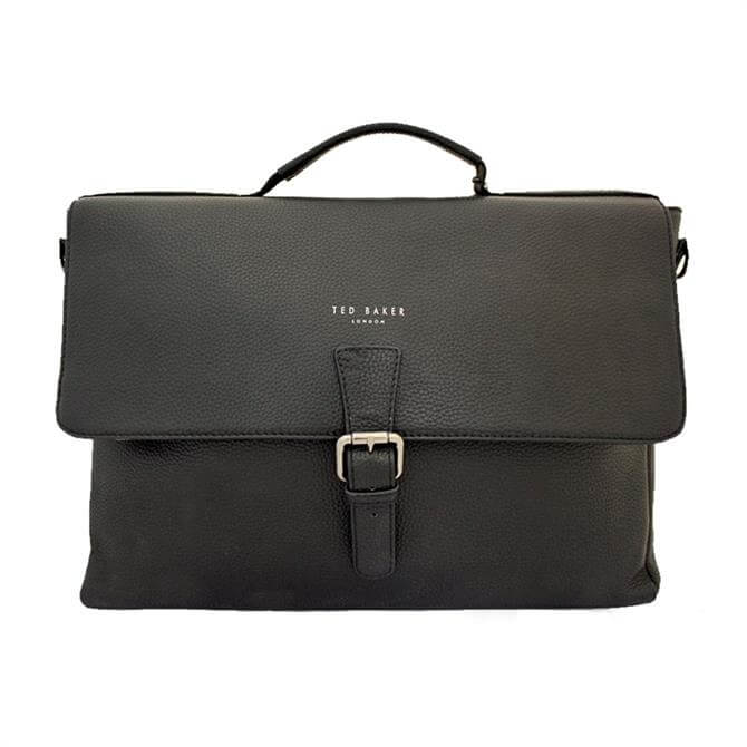 Ted Baker Departs Leather Satchel