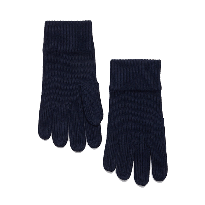 Tommy Hilfiger Pima Cotton-Cashmere Gloves