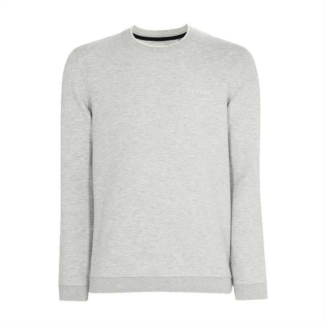 Ted Baker Rolli Branded Cotton Sweatshirt