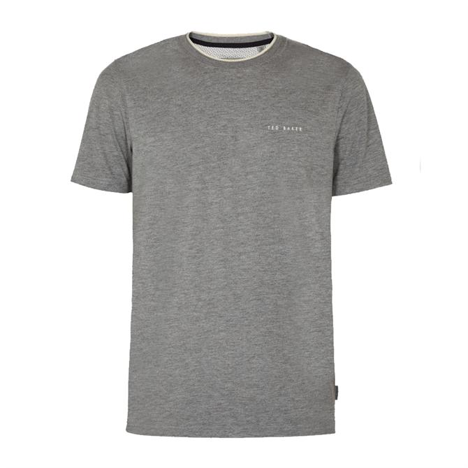 Ted Baker Roma Branded T-Shirt - AW19