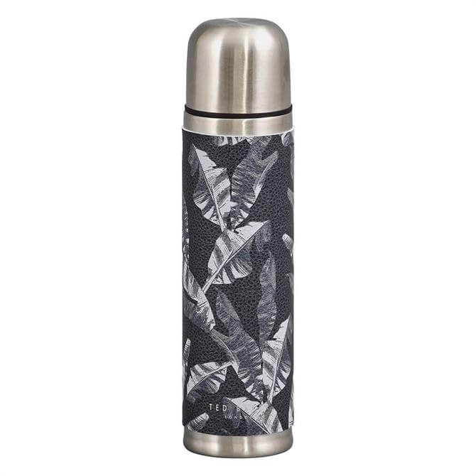 Ted Baker Ted's World Stainless Steel Flask