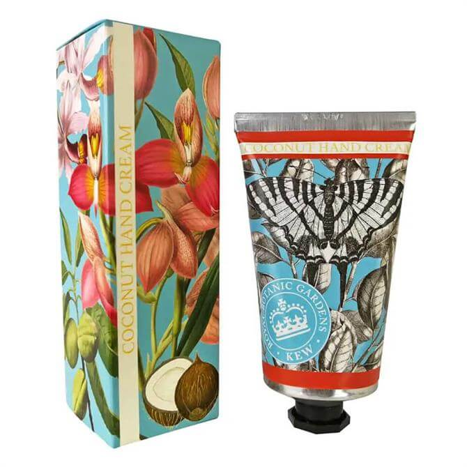 The English Soap Co Kew Gardens Coconut Hand Cream 75ml
