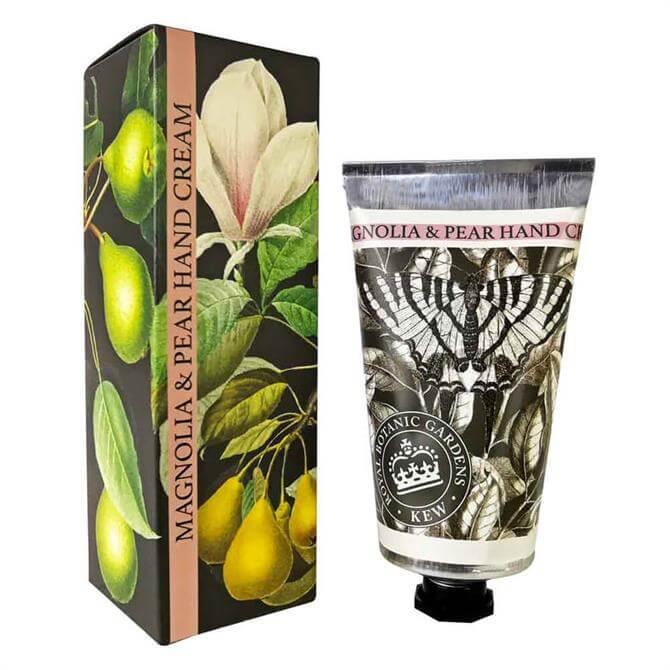 The English Soap Company Kew Gardens Magnolia & Pear Hand Cream 75ml