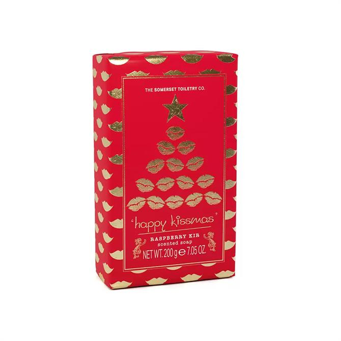 The Somerset Toiletry Co Mr & Mrs Christmas Soap Bar 200g