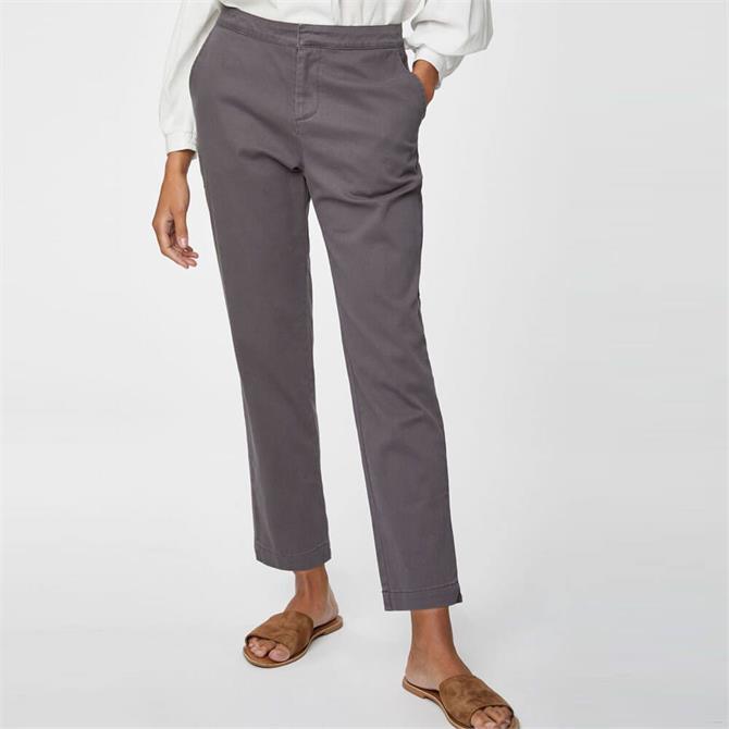 Thought Sheng Organic Cotton Straight Leg Trousers
