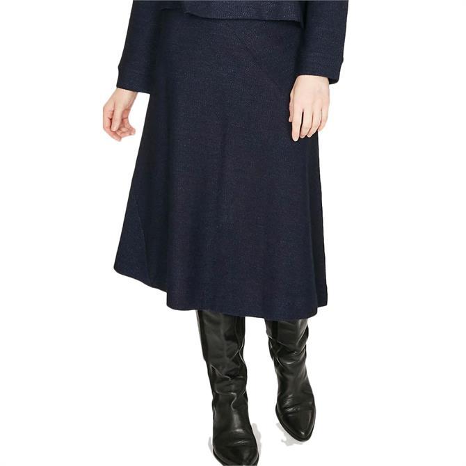 Thought Viola Organic Cotton Half Circle Midi Skirt