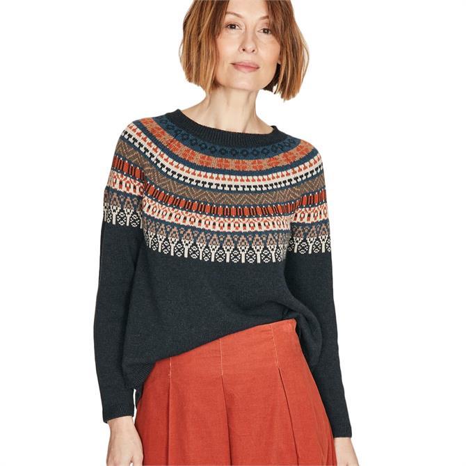 Thought Blair Fair Ilse Yoke Sweater