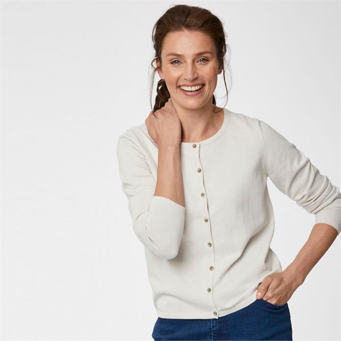 Thought Bodil Organic Cotton Cardigan