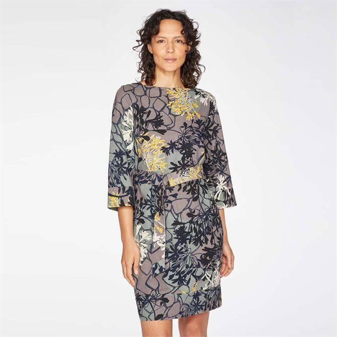Thought Brielle Floral Print Shift Dress