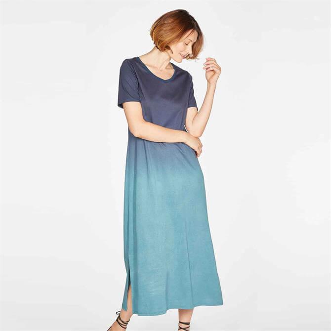 Thought Eliana Dip Dye Maxi Dress