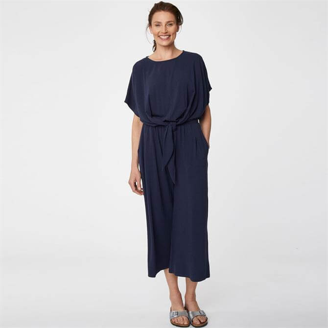Thought Elizabeth Bamboo Wide Leg Jumpsuit