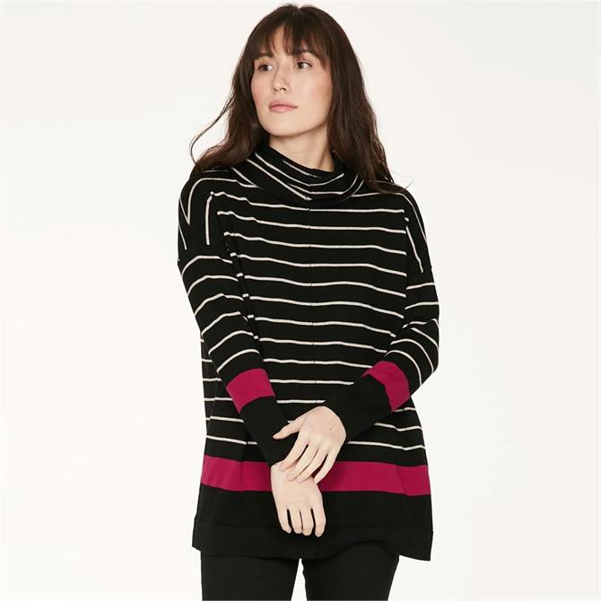 Thought Emery Casual Striped Jumper