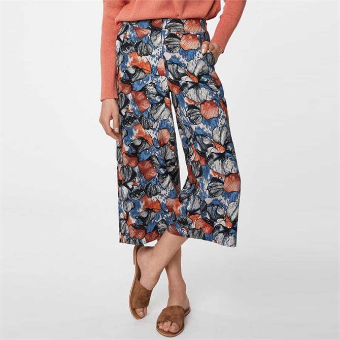 Thought Lyme Hemp Print Culottes