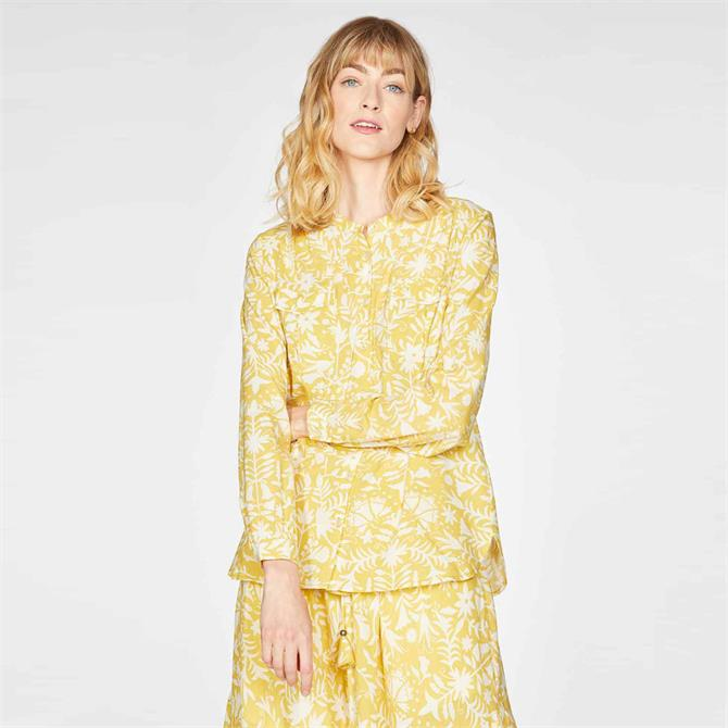 Thought Otomi Floral Print Blouse