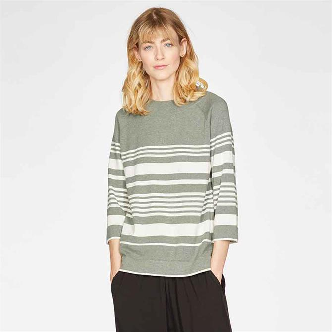 Thought Sail La Vie Striped Jumper