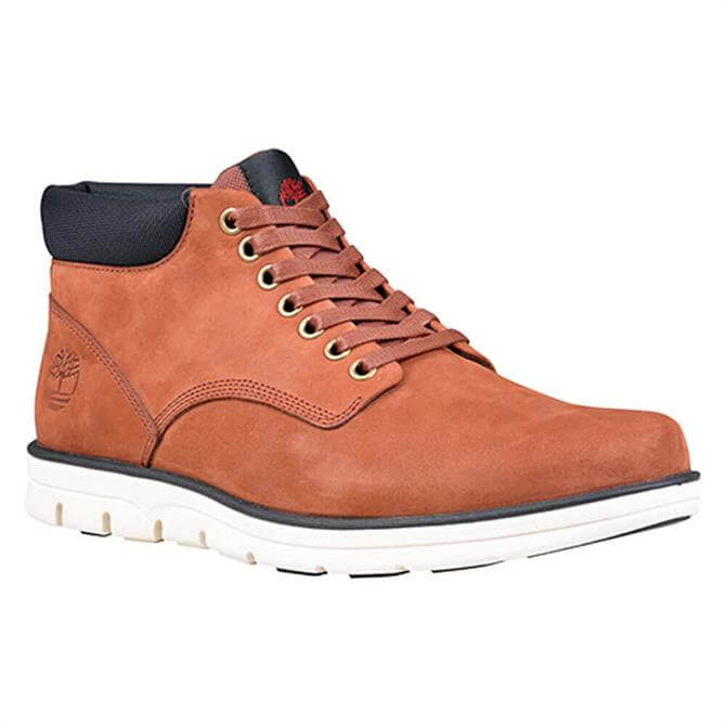 Timberland Bradstreet Brown Chukka Boots