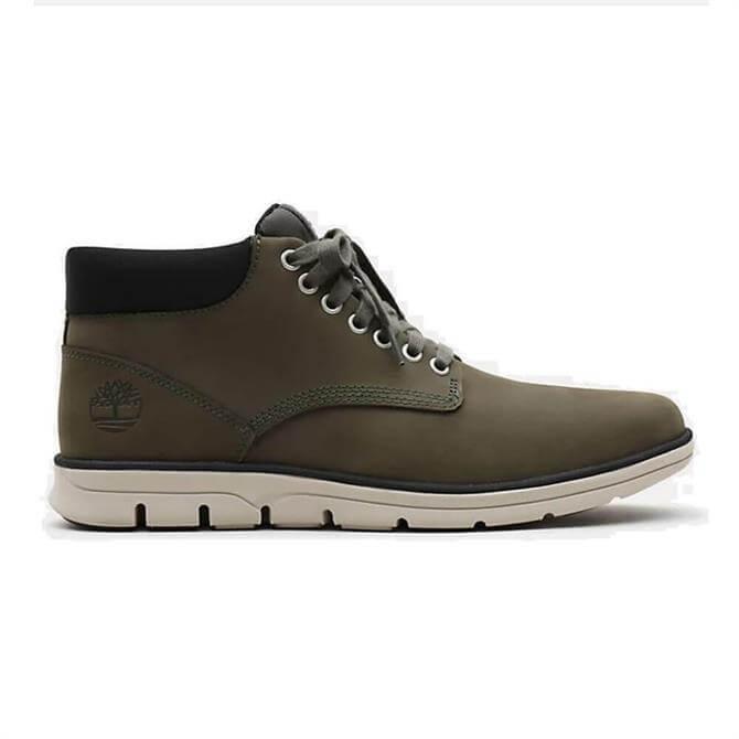 Timberland Bradstreet Chukka Green Boots