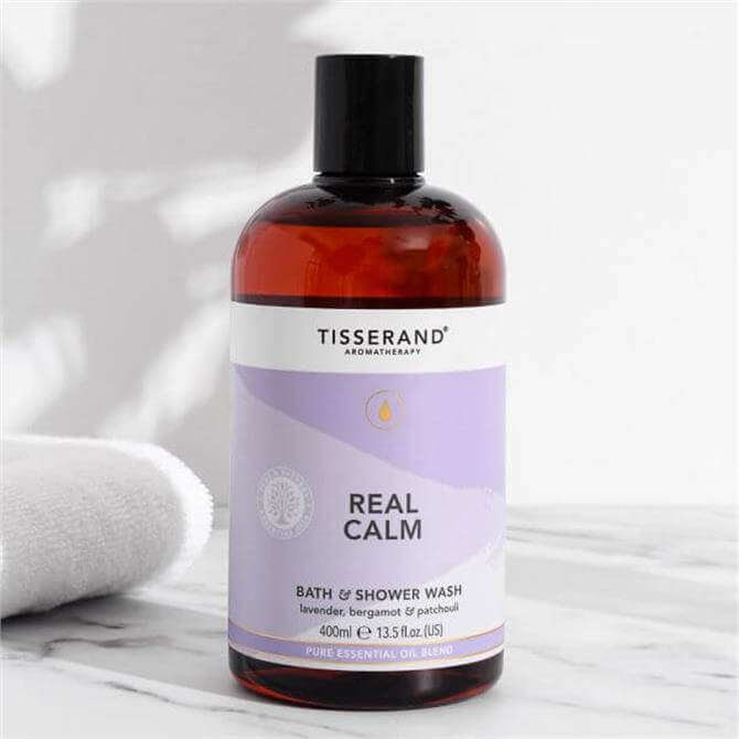 Tisserand Real Calm Bath & Shower Wash