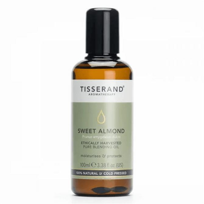 Tisserand Sweet Almond Massage Oil 100ml
