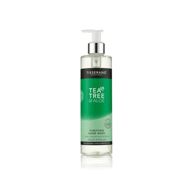 Tisserand Tea Tree & Aloe Purifying Hand Wash 295ml