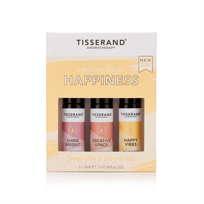 Tisserand The Little Box of Happiness 3x 10ml