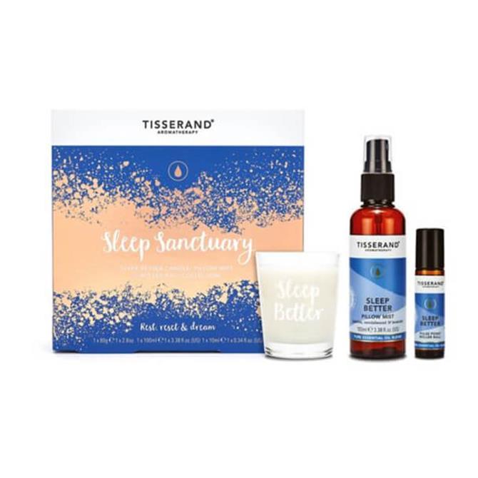 Tisserand Sleep Sanctuary Gift Set