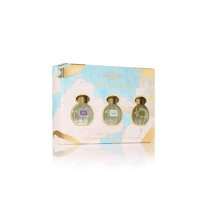 Tocca Mini replica 3 x 5ml Eau de Parfum Maya, Florence & Giulietta