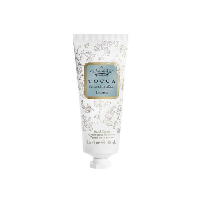 Tocca Bianca Crema de Mano Hand Cream 40ml