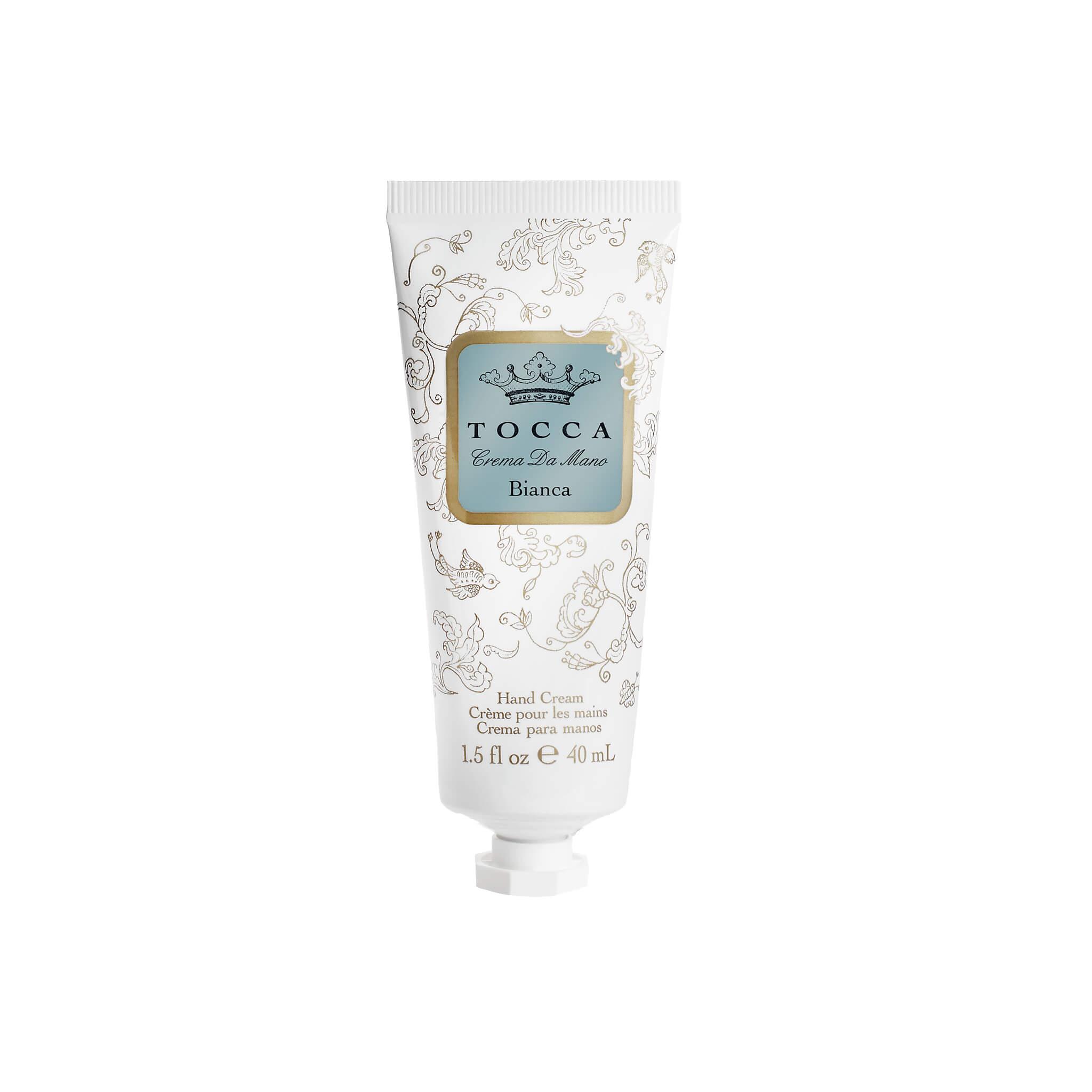 An image of Tocca Bianca Crema de Mano Hand Cream 40ml