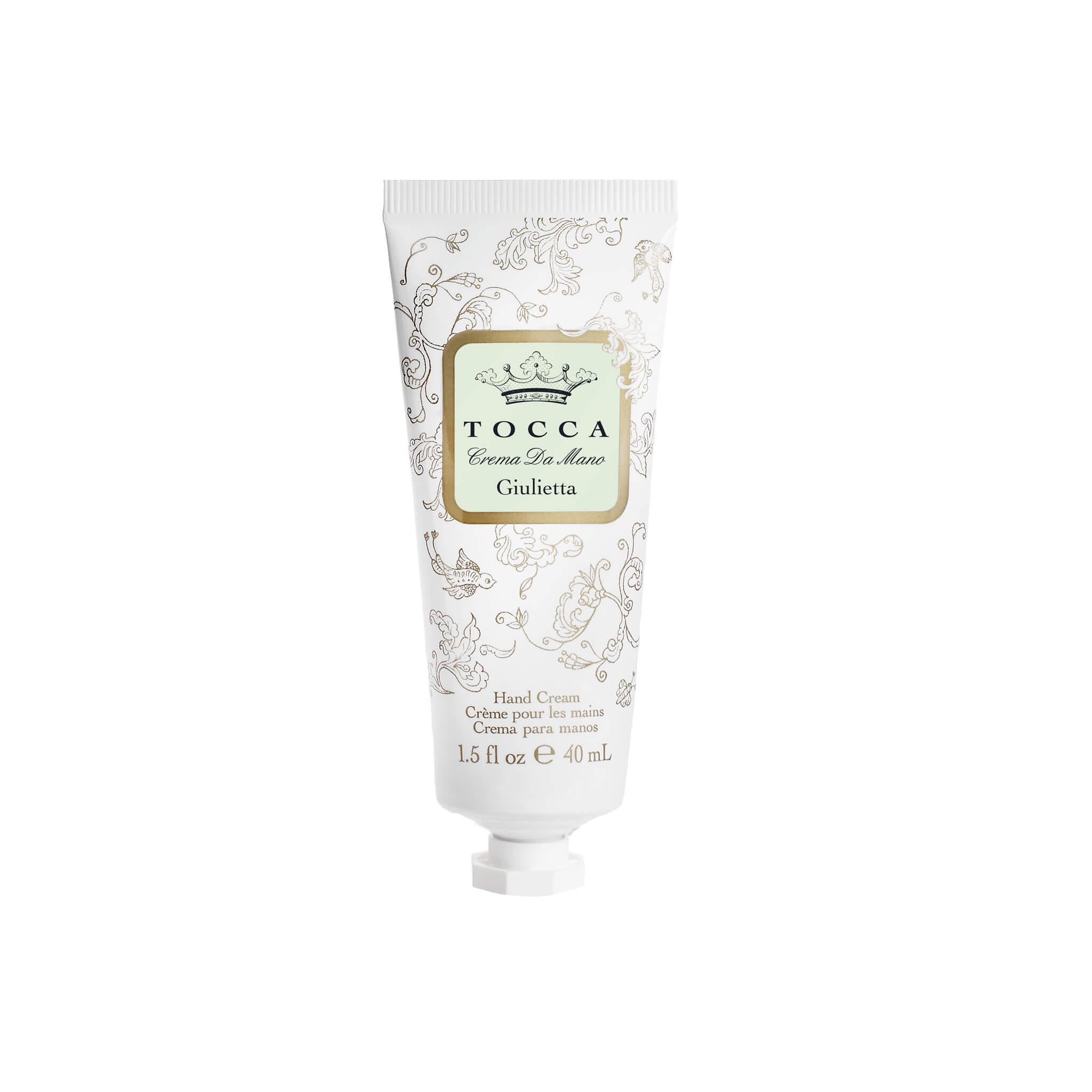 An image of Tocca Giulietta Crema da Mano Hand Cream 40ml