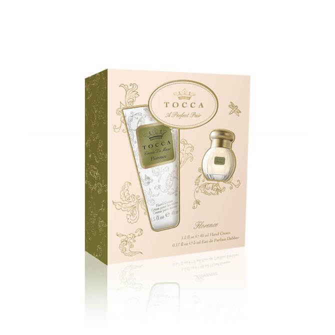 Tocca Perfect Pair Florence Hand Cream & Fragrance Set