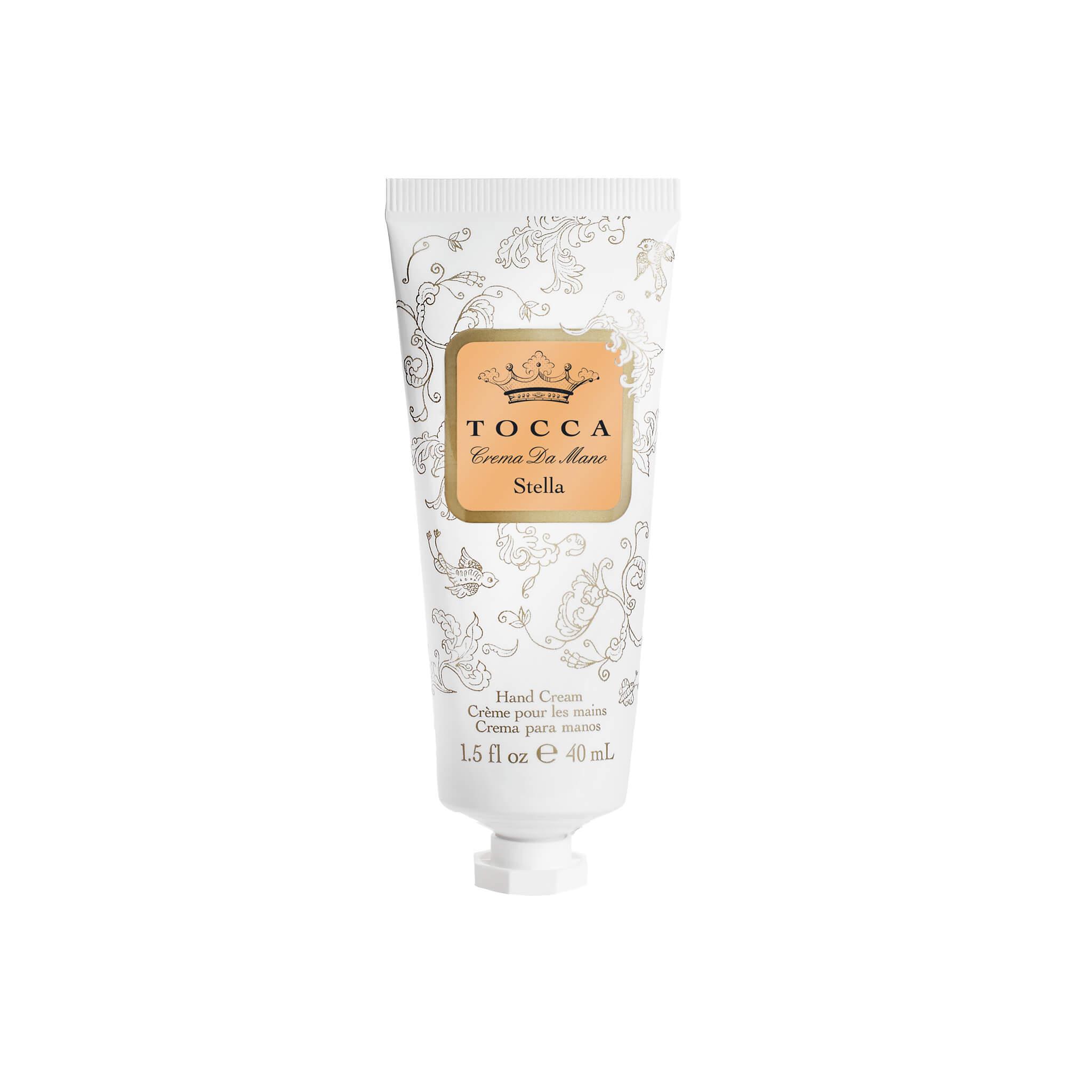 An image of Tocca Stella Cream da Mano Hand Cream 40ml